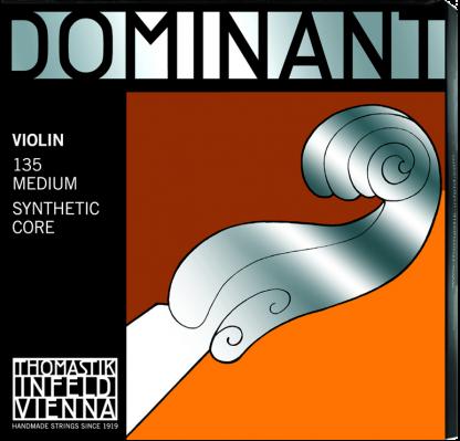 Dominant violinsträngar