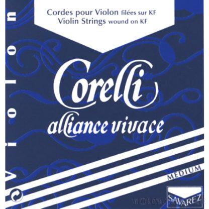 Corelli Alliance Vivace violinsträngar
