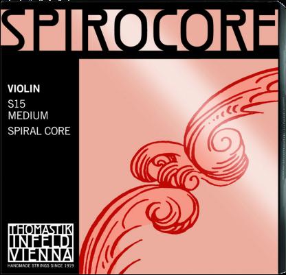 Spirocore violinsträngar