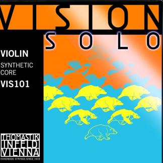 Vision Solo violinsträngar