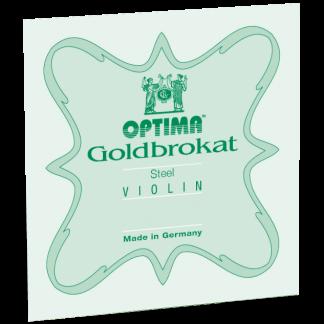 Goldbrokat Steel E violinsträng
