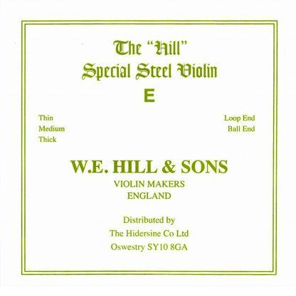 Hill Special E violinsträng