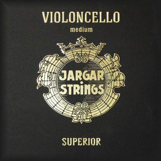 Jargar Superior cellosträngar