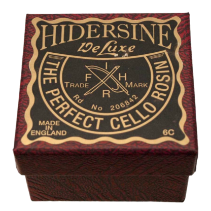 Hidersine Deluxe Celloharts
