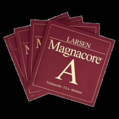 Larsen Magnacore cellosträngar