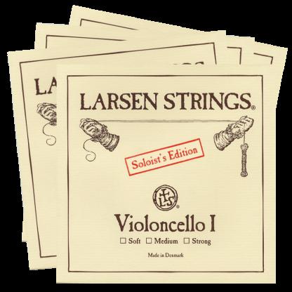Larsen Soloist Edition cellosträngar
