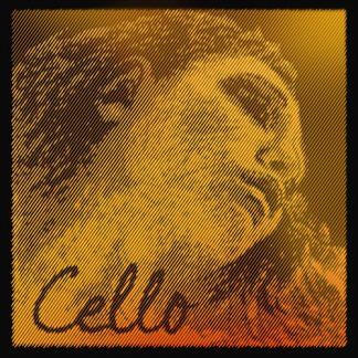Pirastro Evah Pirazzi Gold Cello