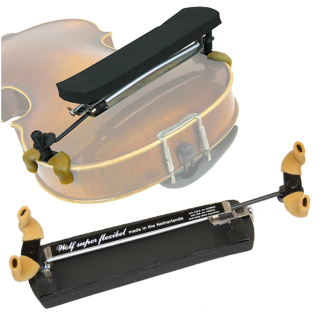 Wolf Superflexible violin/viola