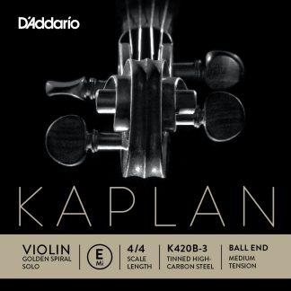 Kaplan Golden Spiral Solo E
