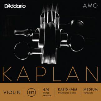 Daddario Kaplan Amo violin