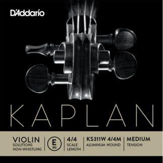 Daddario Kaplan Solutions E violin