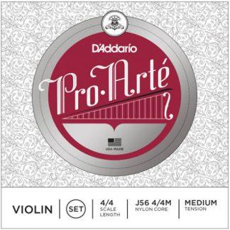 D'addario Pro Arté violin