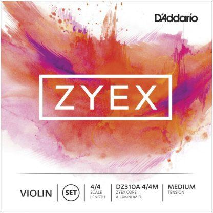 Daddario Zyex violin
