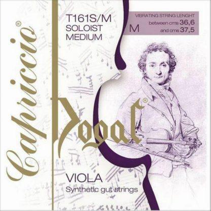 Dogal Capriccio Soloist Viola