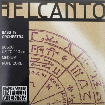 Thomastik-Infeld Belcanto bassträngar Orchestra