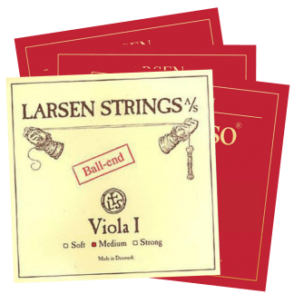 Larsen Virtuoso Medium Violasträngar