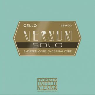 Versum Solo cellosträngar